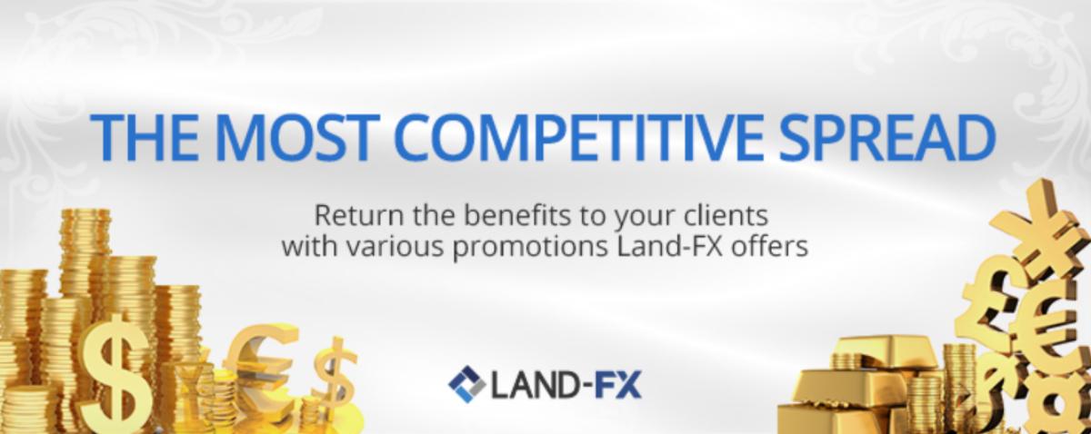 LandFX(ランドエフエックス)の入金10%ボーナス